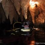 Cave Diving, Palau