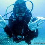 Logging my 100th dive, Monad Shoal, Philippines